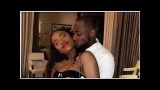 Davido breaks down in tears, he talks to Chioma on phone, says 'baby I'm sorry'