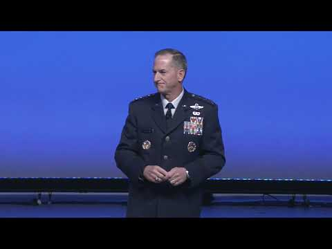 2019 Air, Space & Cyber Conference - General David Goldfein