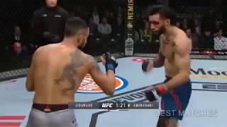 UFC. Best moment UFC 244. Highlight