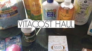 Vitacost Haul: Healthy Shopping on a Budget! | Summer Saldana