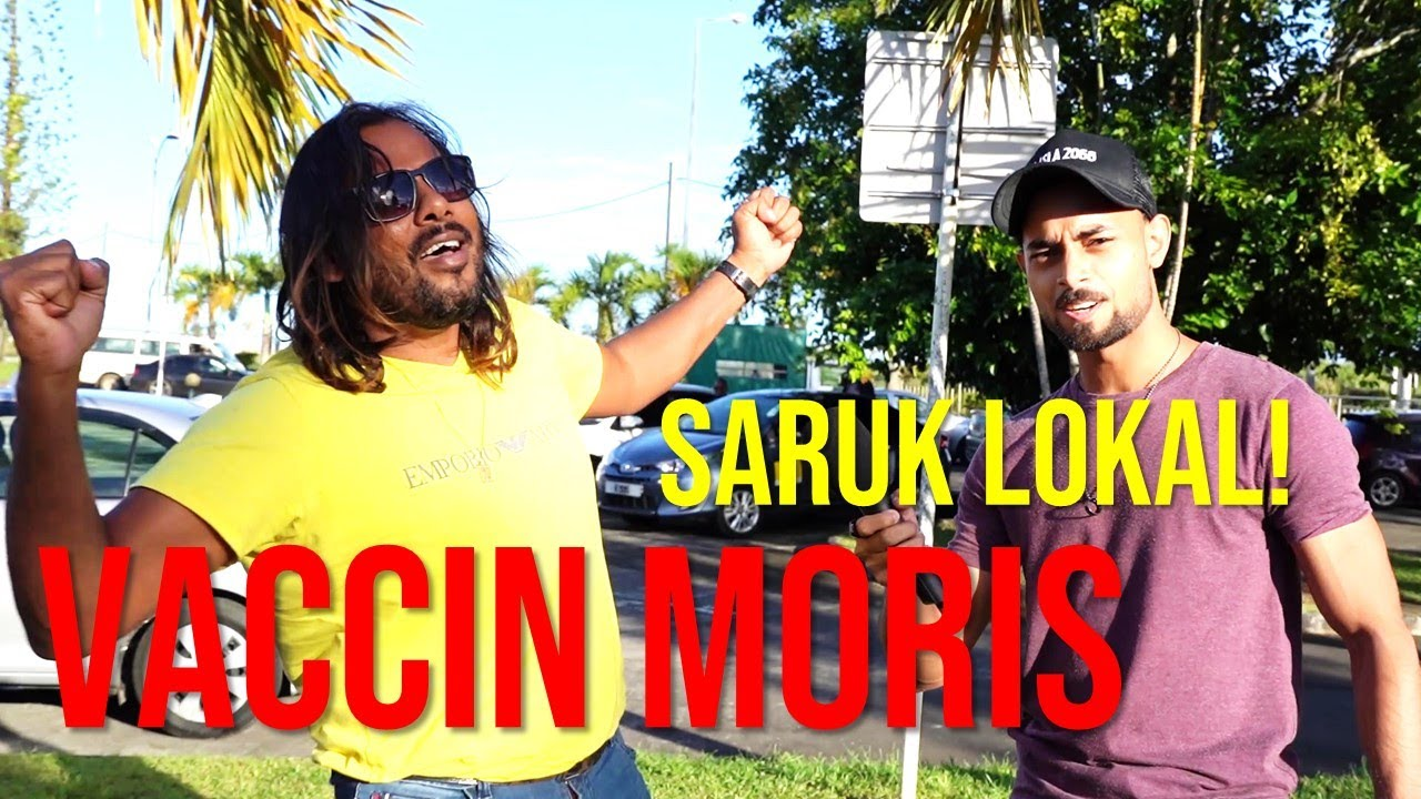 VACCIN DAN LECOR ?! KOZER MORIS   Wa Man Mauritius