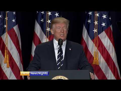President Trump Praises