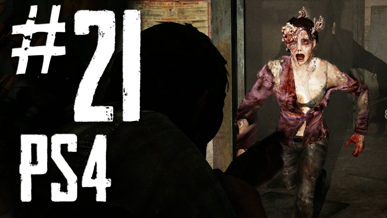 last of us remastered ps4 walkthrough part 21 hotel