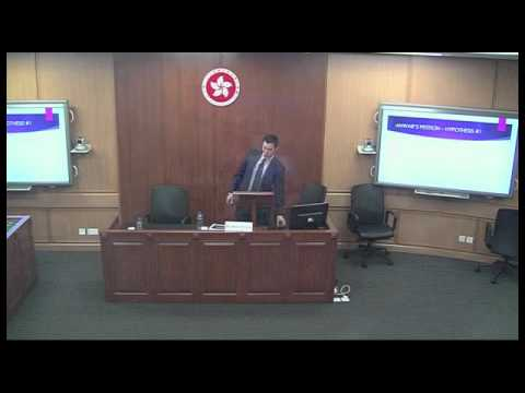 Dr. Daniel Pascoe - Malaysia's Royal Pardons System (14th October 2015)