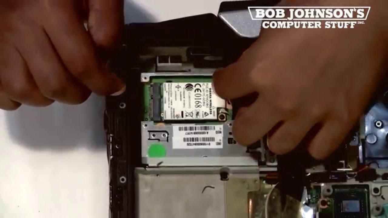 Qualcomm Gobi2000 3G Module WWAN SIERRA WIRELESS Toughbook