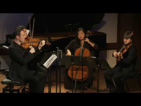 Inside Chamber Music with Bruce Adolphe-Haydn Quartet in F major,
