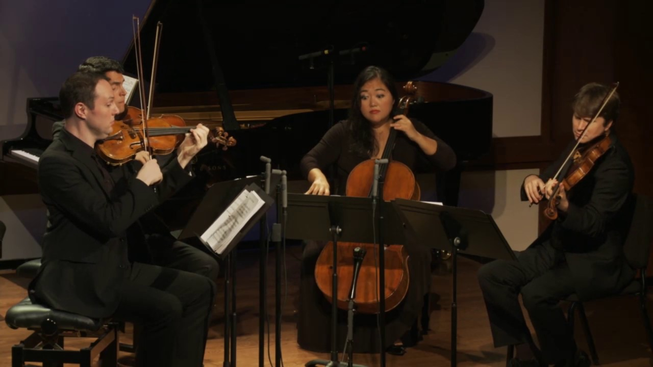"Inside Chamber Music with Bruce Adolphe-Haydn Quartet in F major, ""The Dream"""