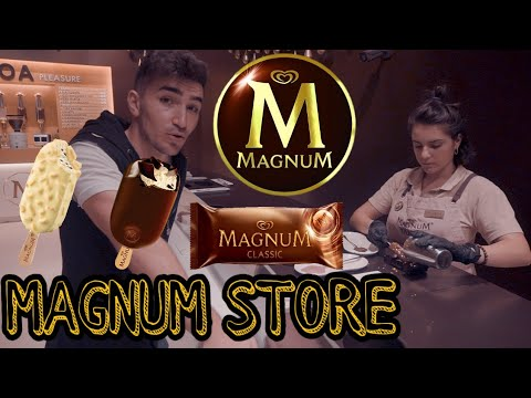Europa-Park Neuheit 2020: Magnum Pleasure Store