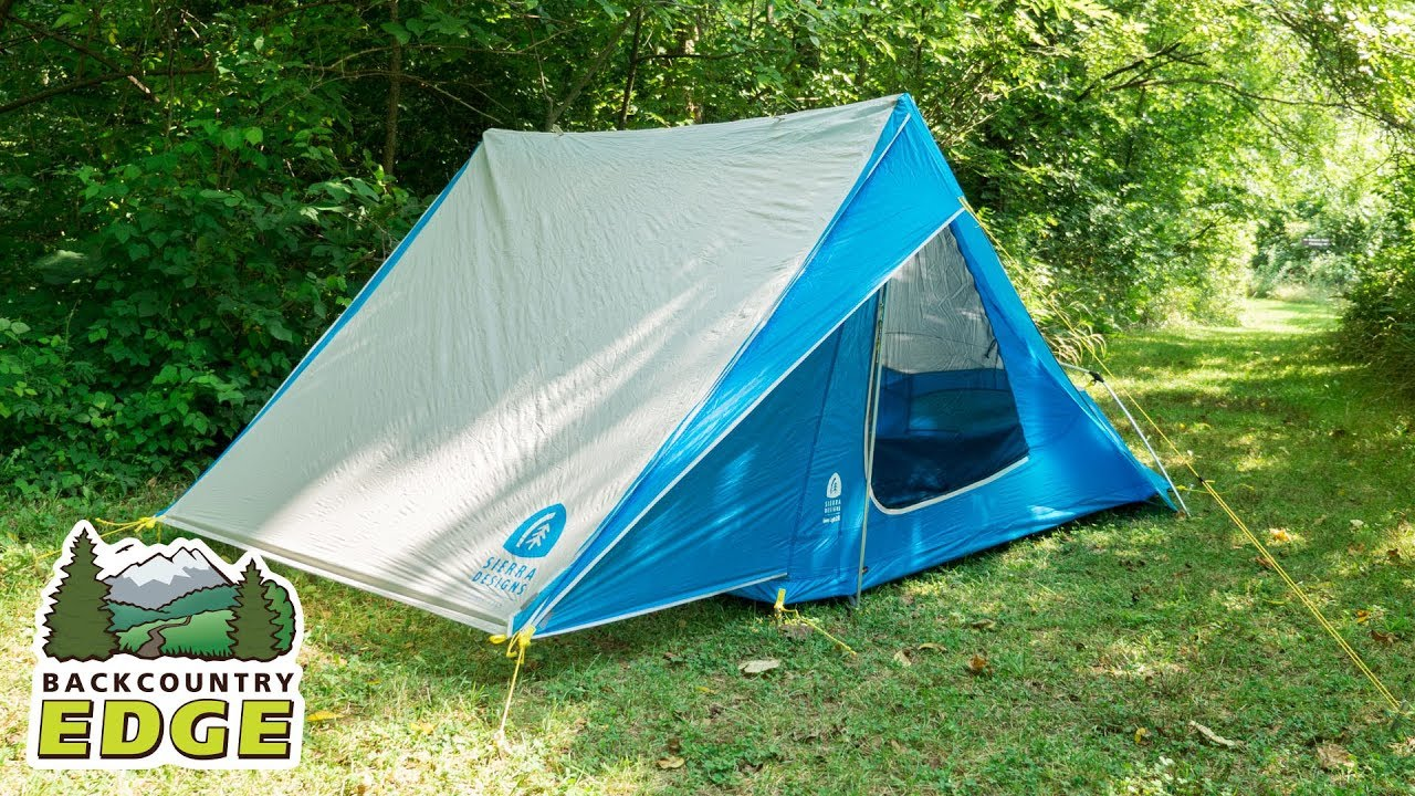 Sierra Designs Divine Light 2 FL 3-Season Backpacking Tent : sierra designs 2 person tent - memphite.com