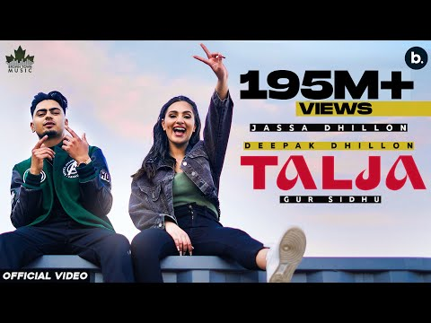 Talja (Official Video) Jassa Dhillon | Deepak Dhillon | Gur Sidhu | New Punjabi Song 2021| Above All