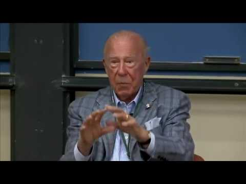 George Shultz  Game changers