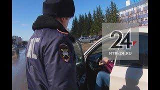 В Нижнекамске во время «Тоннеля» за тонировку оштрафован 1 водитель
