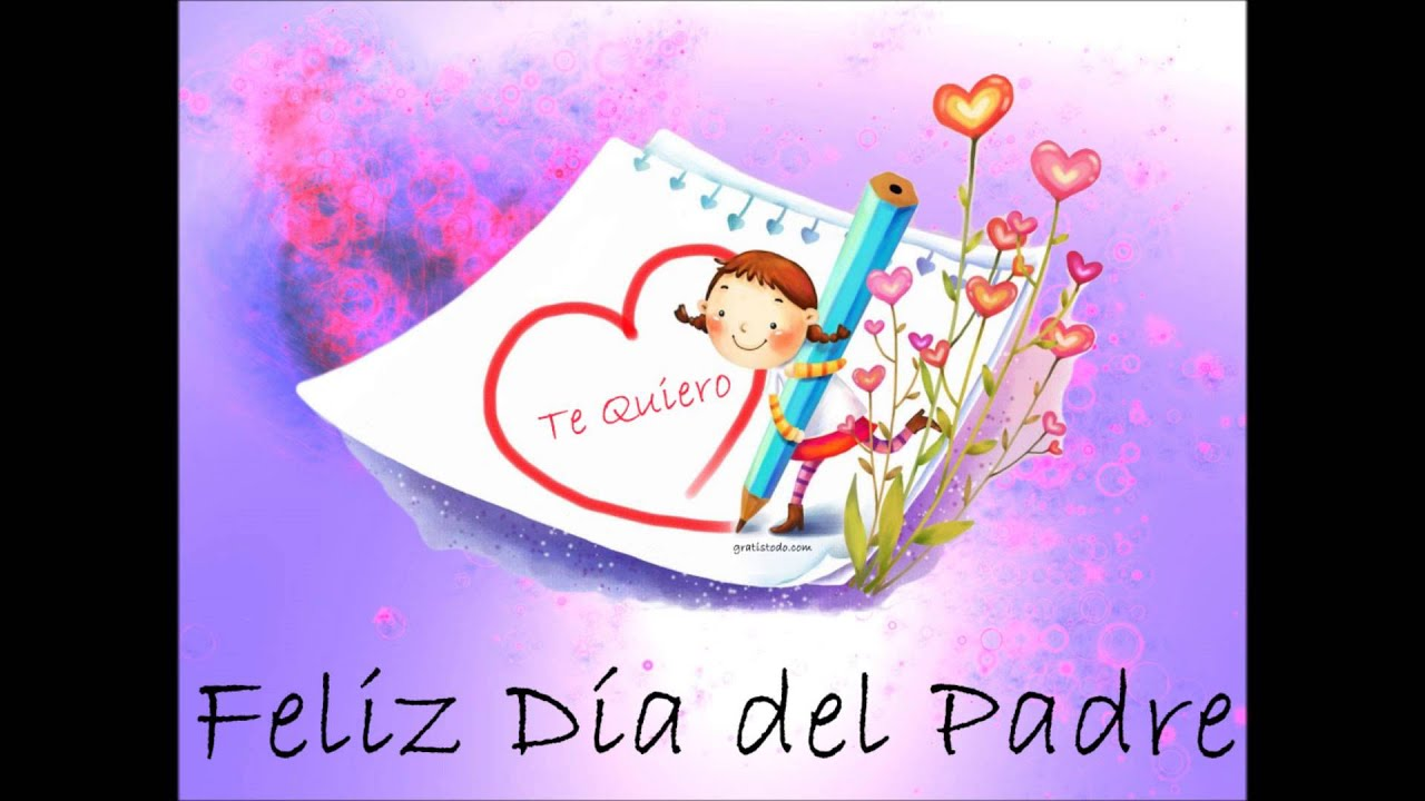 cancion dia del padre - YouTube