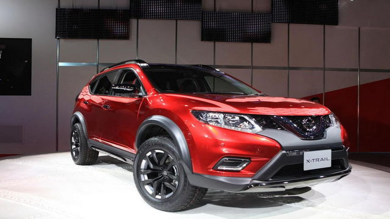 all new nissan x trail x tremer 2014 youtube. Black Bedroom Furniture Sets. Home Design Ideas