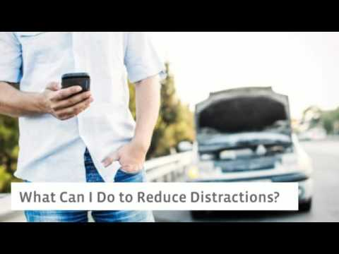 Distracted Driving - Radio Dangers http://www.maggianolaw.com/