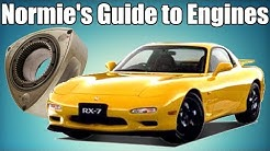 Non-Car Guys Guide to Car Engine Types!