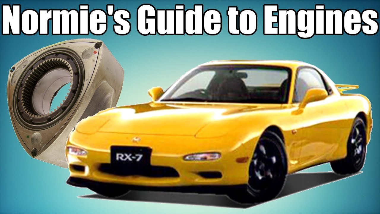 Non-Car Guys Guide to Car Engine Types! - YouTube