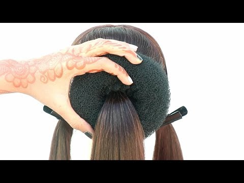 new-updo-hairstyle-for-gown-|-hair-style-girl-|-hairstyle-for-girls-|-wedding-hairstyle-|-hairstyle