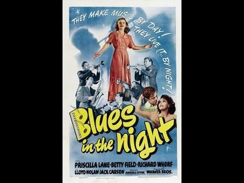 Priscilla Lane  Blues in the Night