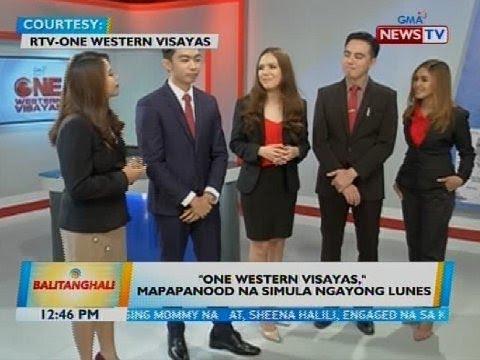 'One Western Visayas,' mapapanood na simula ngayong Lunes