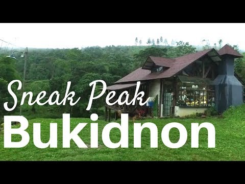 Amazing Bukidnon, Mindanao: A Travel & Food Montage