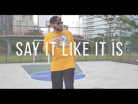 """ABDI """"SAY IT LIKE IT IS"""" OFFICIAL VIDEO / ORGANIC"""
