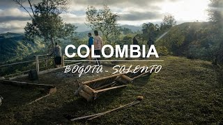 #2 Colombia   Bogota, Salento