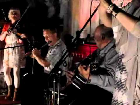 23rd August 2012 Don Stiffe, Marcus Hernon, Eileen Hassett and Trish Hutton at the Steeple Sessions