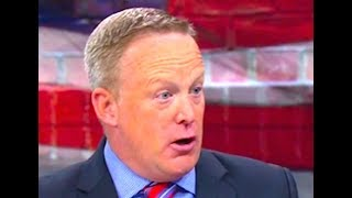 Spicer: Oprah Is A TV Host With No Political Experience!