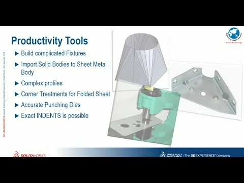 Reduce Manufacturing Cost & Design Cycle Time in Sheet Metal Industry