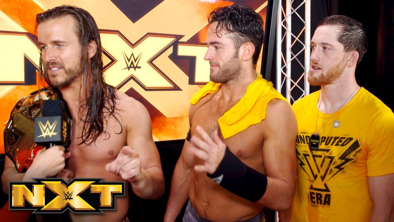 Undisputed Era Double Down On Championship Prediction Nxt Exclusive June 19 2019 Youtube Comment must not exceed 1000 characters. undisputed era double down on championship prediction nxt exclusive june 19 2019