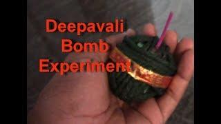 Crazy Diwali BOMB Explode Experiment in udupi