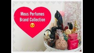 Meus Perfumes Brand Collection 😍