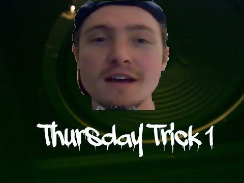 KRK 10S Subwoofer Trick! [Thursday Trick 1]