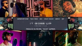 Wrekonize (Feat. Tech N9ne, Dax, Krizz Kaliko, Bernz, & Ubi) - It Goes Up Freestyle
