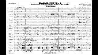 Stadium Jams Vol. 2 arranged by Paul Murtha