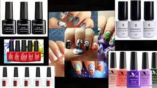 💅Стемпинг гель лаками 💅  Stamping gel with nail polish 💅