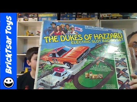 Goodwill Slot Car Haul – Vintage Dukes of Hazzard by Ideal
