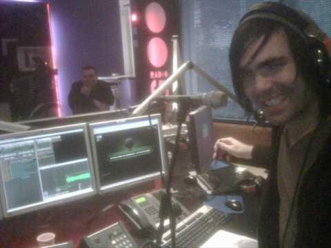 Destine - Interview + Sinking Sand (Live @ Radio 538) deel 2