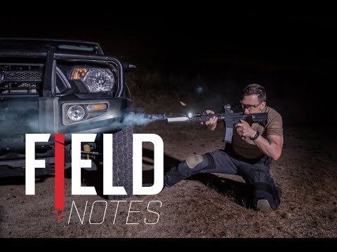 Field Notes Ep. 25, Light Discipline with Travis Haley