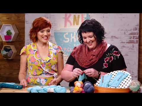 The Knit Show with Vickie Howell - THE KNIT SHOW: The Vintage Touches Episode
