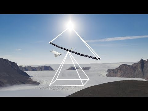 Sun2Ice - when solar drones meet Arctic glaciers