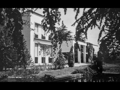 The journey in search of Osvaldo Borsani's talent: his Varedo villa