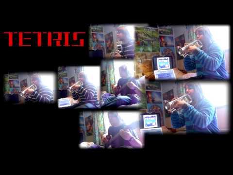 Trumpet Cover: Tetris A Theme
