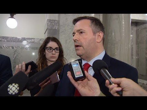 Kenney grilled over Trudeau insults