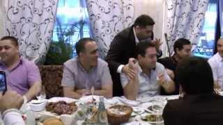 Mushfiq Shahverdiyev Ilhame Quliyevani parodiya edir. 2013 8-cu Hisse