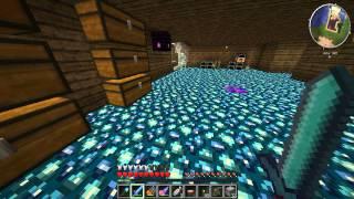 minecraft ( Как сделать Алмазный бур и Кристальный сундук)