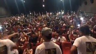 khán giả rần rần kéo đi xem phim lật mặt ba chàng khuyết