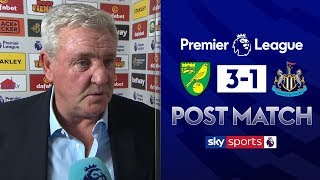 """We knew they were going to be difficult"" 