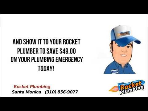 Best Plumber Santa Monica Coupon